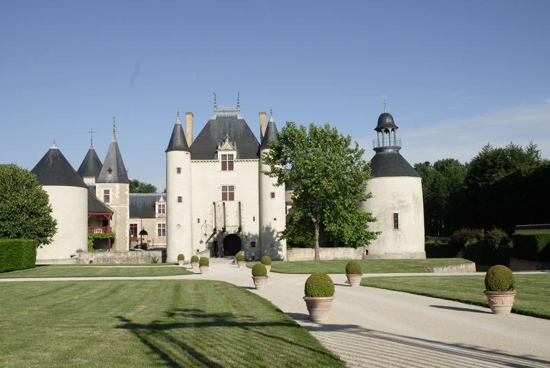 chilleurs aux bois chteau de chamerolles loisirs de proximit - Chateau De Chamerolles Mariage