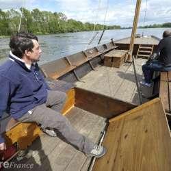 Passeur de Loire à Sigloy