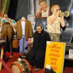Musée du cirque et de l'Illusion à Dampierre en Burly